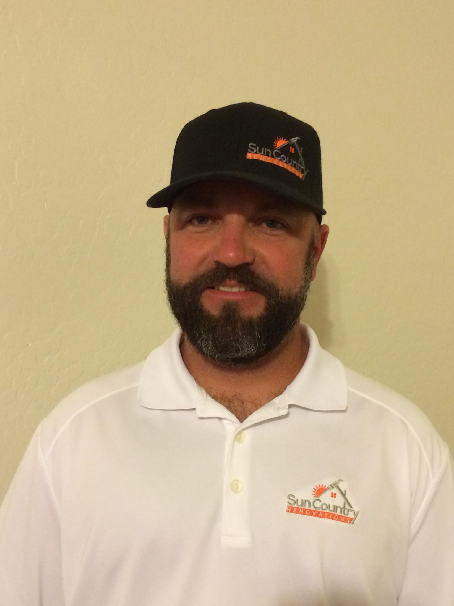 Willie Greenwood, Co-Founder of Sun Country Renovations