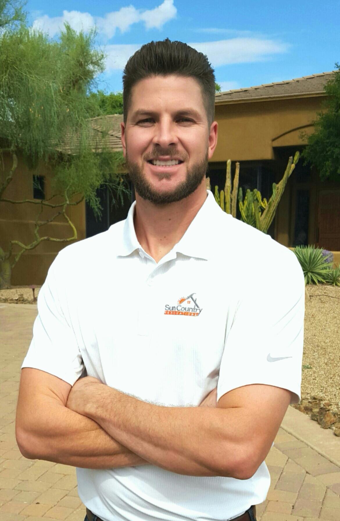 Steve Garrett, Sun Country Renovations Co-Founder