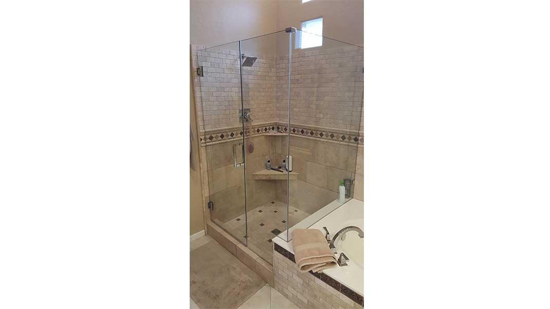 garrett master shower remodel