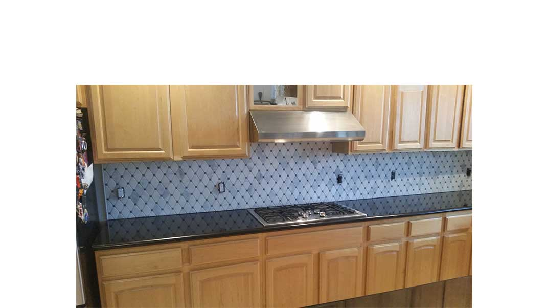 nuebek kitchen backsplash after renovatio