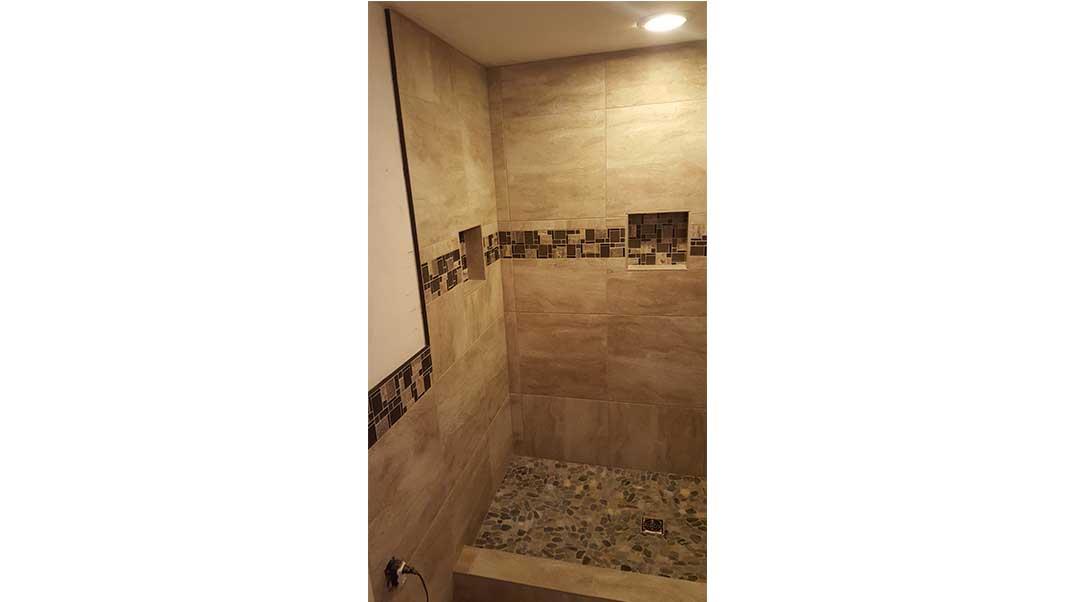 Oliva Bathroom Remodel