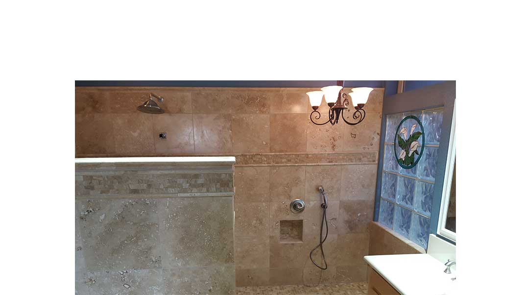 sammans masterbathroom remodel after